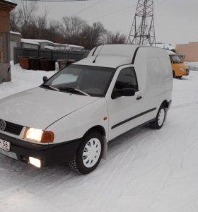 Volkswagen Caddy 2003 г.  т:325-606