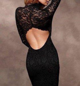 Новое платье гипюр