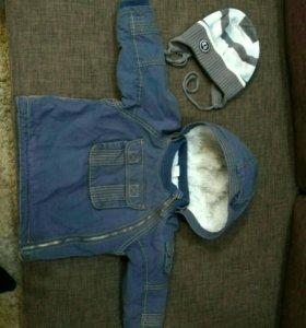 Курточка H&M деми.