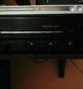 Радиотехникаs90 усилитель soni