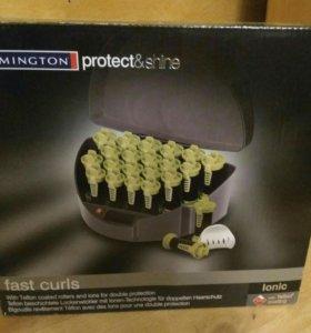 Электробигуди remington kf40e fast curls