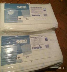 Подгузники для взрослых <seni>