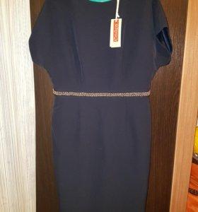 Платье 50 размер новое