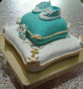 Торты, пирожные, домашняя выпечка