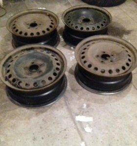 Оригинальные диски Ford Mondeo 3