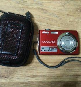 Фотоаппарат Nikon S220