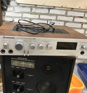 Усилитель радиотехника у101 стерео