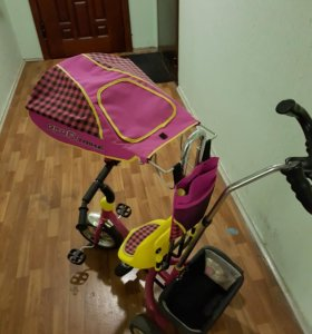 Велосипед трёхколесный