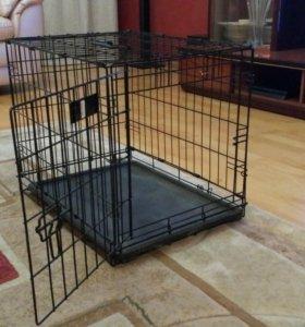Клетка для собак iCrate (61х46x48)