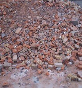Уборка территории вывоз строительного мусора