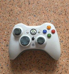 Геймпад Xbox 360 wireless white