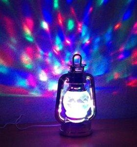 Светящаяся лампа