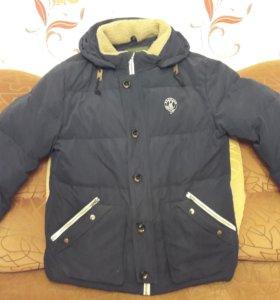 Куртка зимняя мужская 52 р-р