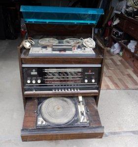 Продам радиолу Романтика 106