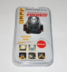 Налобный фонарь FOCUSRAY 527