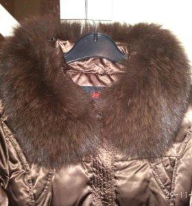 Куртка - пуховичек