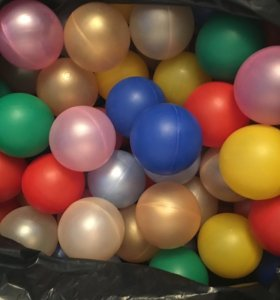 Шары/шарики в бассейн, 300шт