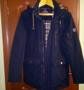 Куртка. Осень.