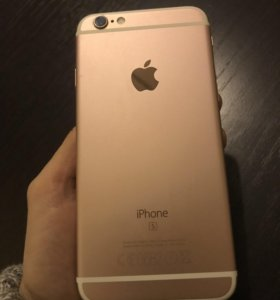 Айфон Apple 6S rose gold 16gb