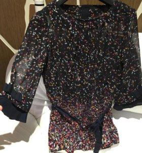 Блузка размер s-m