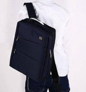 """Модный рюкзак-сумка""""Remax"""" с отделением для ноута"""