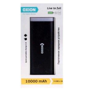 Портативный аккумулятор power bank 10000 mAh