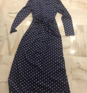 Платье , новое, шёлк , с подкладкой