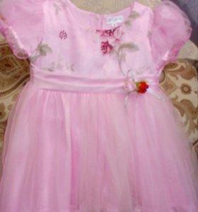 Платье снежинка или принцесса