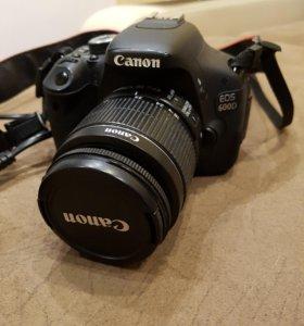 Фотоаппарат EOS 600D