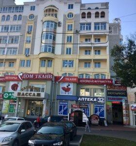 Квартира, 3 комнаты, 132.9 м²