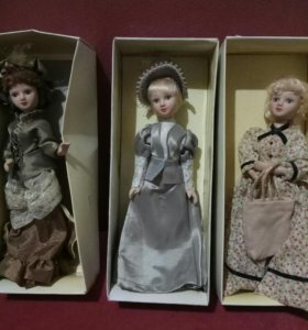 Коллекция кукол