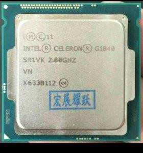 Процессор Intel Celeron G1840 (2 м Кэш, 2.80 ГГц)