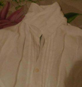 Рубашка 46-48р бу