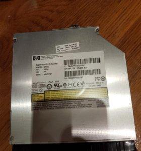 DVD привод hp для ноутбука sata