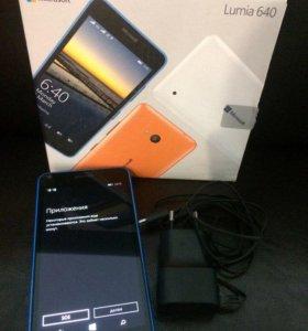 Смартфон Nokia Lumia 640 LTE