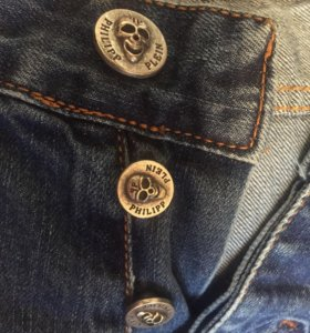 джинсы philip plain