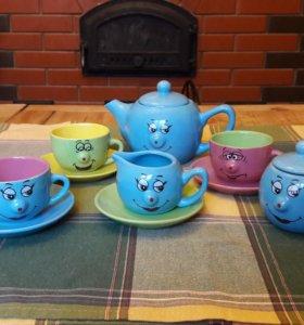 """Набор для кофе/чая """"веселые ребята"""""""