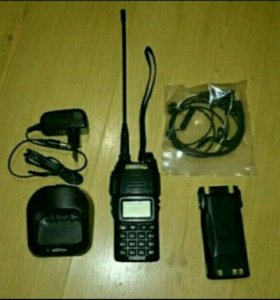 2 комплекта Раций Linton LT-9800 VHF/UHF
