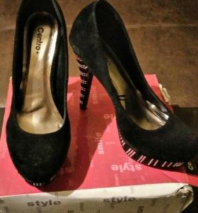 Туфли к Новогодним праздникам