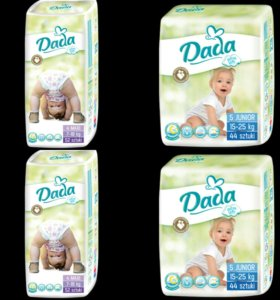 Dada (дада) extra soft