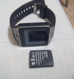 Батарейка для смарт часов DZ09