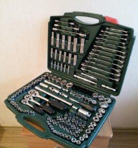 Инструмент на 150 предметов набор в кейсе