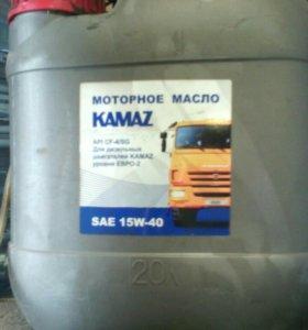 Моторное масло дизельная