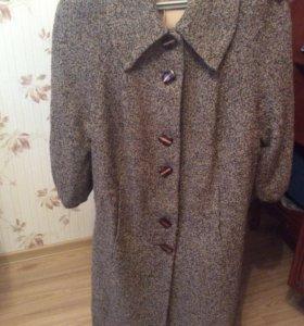 Пальто шерстяное 48-50
