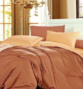 Белье постельное сатин ткань 2 сп