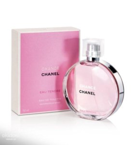 Chance Eau Tendre Chanel. Духи . Парфюм