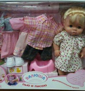 Куклы Валюша