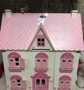 кукольный домик ELC