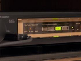 Technics SH-D1000 программируемый аудиопроцессор