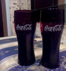 Стаканы Coca Cola